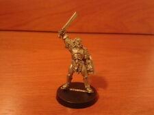 WARHAMMER LOTR - URUK-HAI CAPTAIN - capitán Isengard - Señor Anillos Hobbit