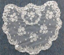 White  First Communion Princess Spanish veils and mantilla Catholic chapel lace