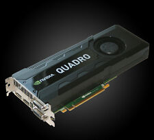 Nvidia Quadro K5000 | 4 GB GDDR5 | 2xDVI + 2xDP (4K) | VCQK5000-T (VCQK5000-PB)
