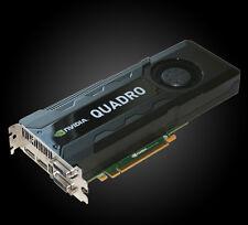 NVIDIA Quadro k5000, 4gb GDDR 5, 2x DVI + 2x DP (PNY vcqk 5000-pb), 3536403341503
