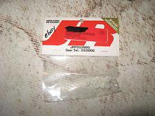 RC JR Racing Servo White Nylon Gear Set DS6500G JRPSG3500G