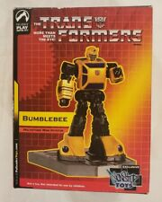 Transformers Bumblebee Polystone MiniStatue Limited Edition Hasbro Palisades NEW