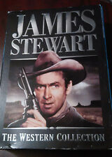 James Stewart: The Western Collection (DVD, 2008, 6-Disc Set)