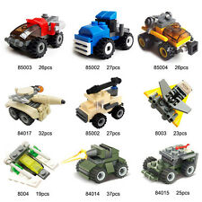 Assembly Car Toy Early Educational & Learning Build Block Motorcycle Toy Kit Set