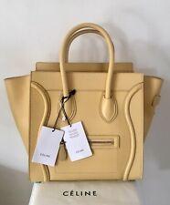 CÉLINE Phantom 2400 € - Sac LUGGAGE NEUF Cuir - NEW Leather Butter BAG CELINE