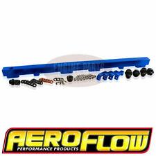 AEROFLOW FUEL RAIL NISSAN GQ PATROL / HOLDEN VL TURBO RB30 BLUE AF64-2012