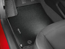 Genuine Kia Rio 2012-2016 Carpet Floor Mats Velour - 1W143ADE11