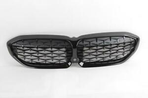 Genuine BMW OEM G20 3 Series M Performance Black Front Grille 51139448475