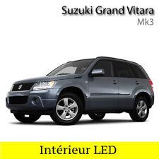 Kit ampoules à LED pour l'éclairage intérieur blanc Suzuki Vitara 3 JT
