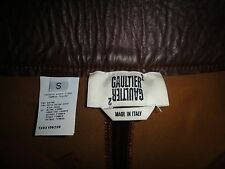 JEAN PAUL GAULTIER FEMME Breeches Cropped 3/4 Pants SIZE S
