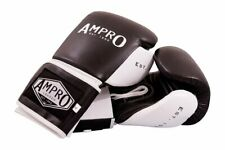 Ampro Madison MKII Hook and Loop Sparring Gloves - Boxing / Spar / Training