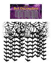 Halloween Bat Ceiling Decoration 3m Hanging Party Ornament Bats Flying V30 619