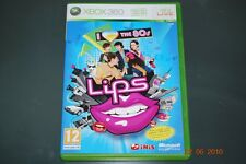 Lips I Love the 80s PAL UK XBOX 360 jeu