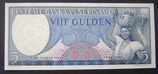 Suriname, 5 GULDEN 1963 P-120 - UNC
