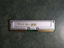 Samsung MR16R1628AF0-CM8 256MB PC800-40 RDRAM NR355