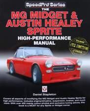 LIVRE/BOOK : The MG Midget & Austin Healey Sprite - High Performance Manual