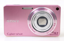 Sony Cyber-shot DSC-W350 14.1MP Digital Camera, AS IS