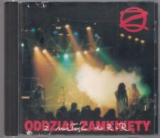 ODDZIAL ZAMKNETY Z MIŁOSCI DO R'n'R 1993 INTERSONUS OZ JARY TOP RARE OOP CD