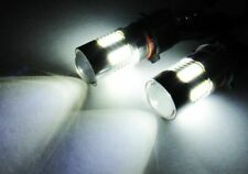 2x Q5 XR-E 6 Plasma LED P13W For AUDI Projector DRL Daytime Running Light 28W