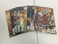 Multiversity 1 2 D Cover 9 Book Lot Nm Near Mint DC Comics IK