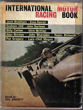 International Motor Racing Book annual No 1 edited by Phil Drackett 1967