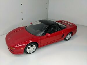 1992 Honda Acura NSX Coupe Sports Super Car, Revell 1:18 Scale, Diecast
