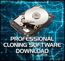COPY HARD DRIVE CLONE DISK IMAGE BACK UP DUPLICATING SOFTWARE - DOWNLOAD