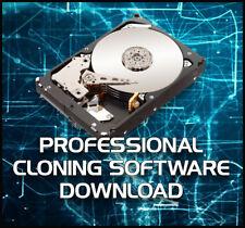 Copiar imagen de disco clon de unidad de disco duro respaldar duplicación de descarga de software de Windows