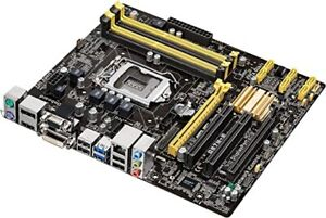 ASUS Q87M-E Chipset Micro ATX Motherboard LGA 1150 DDR3 I/O SHIELD INCLUDED
