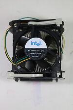 Intel aluminium C88553-001 socket 478 heatsink and fan 3 pin copper core .16 amp