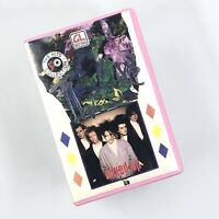 THE CURE Mixed Up Cassette Tape GL Record Label UAE Box Set Rare