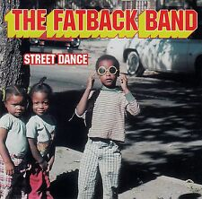 The Fatback Band: street dance/CD (Disky si 647032) - top-état