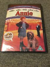 ANNIE DVD - SPECIAL ANNIVERSARY EDITION - NEW/SEALED - FREEPOST