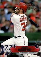 2017 Topps National Baseball Card Day Pick