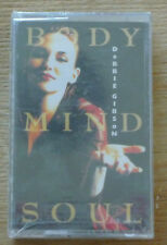 Cassette Tape K7 - Turkey - Sealed - Debbie Gibson  ‎– Body Mind Soul