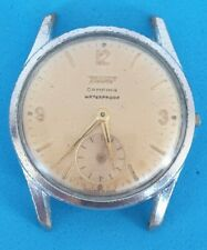 Vintage Tissot 51011 Manual Winding Watch For Parts Working