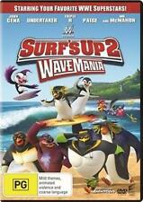 SURFS UP 2 - Wave Mania (DVD, 2017) NEW