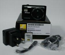 Nikon COOLPIX A300 20.1MP Digital Camera - Black