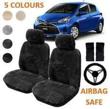Toyota Sheepskin Seat Covers