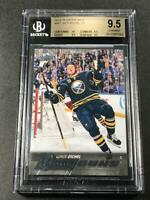 JACK EICHEL 2015 UPPER DECK #451 YOUNG GUNS ROOKIE RC ALL BGS 9.5 10 SUBGRADES