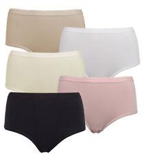Damen-Slips aus Baumwollmischung Wäschegröße XL