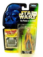 Star Wars Power of the Force Saelt-Marae (Yak Face) Action Figure Kenner 1997