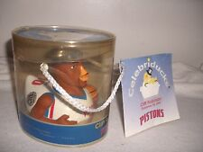 Detroit Pistons CLIFF ROBINSON #30 Celebriducks Rubber Ducky 2002 Boxed &  #Card