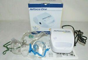De Vilbiss Airforce One Inhalationsgerät Vernebler Verneblungsmaschine Top #H4