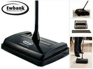 Ewbank Manual  Carpet Sweeper Handy Black Speed Cleaner Lightweight and silent