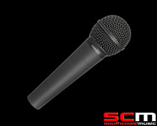 Behringer Ultravoice XM8500 Dynamic Cardioid Vocal Mic Live & Studio Use