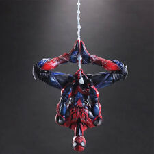 """Marvel Universe VARIANT Play Arts Kai Spider-Man 10"""" Action Figure New in box"""