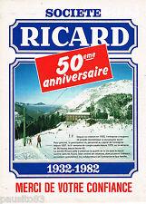 Collections Publicite Advertising 114 2001 Intermache Le Dernier Anniversaire En France