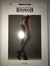 Wolford Louie Tights  COLOR:  Navy/Black   SIZE: Small 14481 - 10
