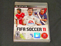 FIFA Soccer 11 (Sony PlayStation 3, 2010)     ***BRAND NEW SEALED***